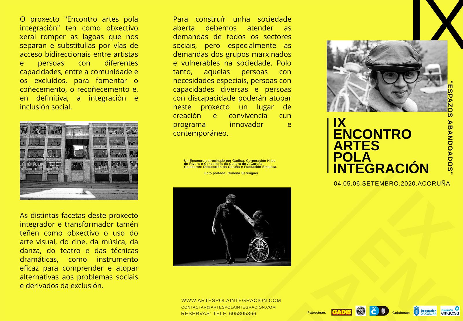 IX Encontro Artes Pola Integración